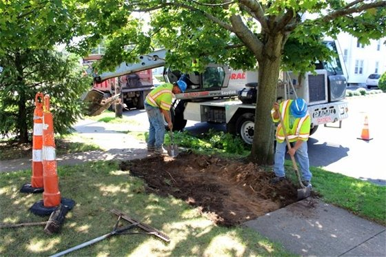 City continuing sidewalk program in spring