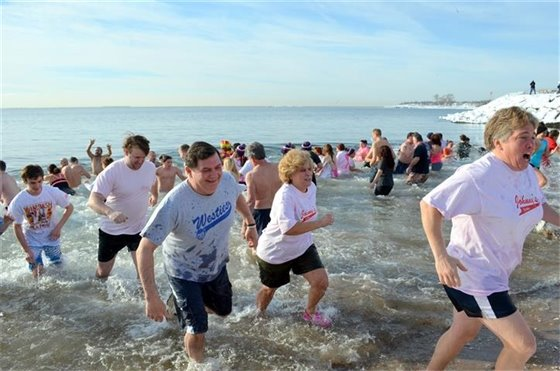 Participants sought for Icy Plunge for the Cure