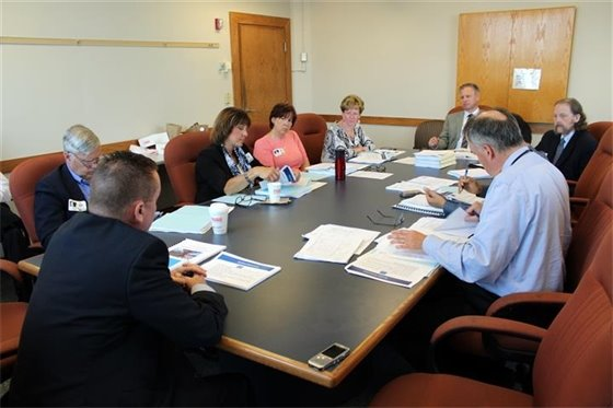 State advisory commission optimistic about city's fiscal outlook