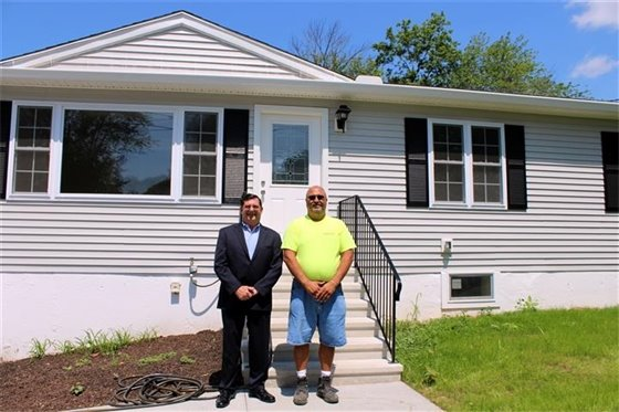 Improving West Haven's housing stock one house at a time