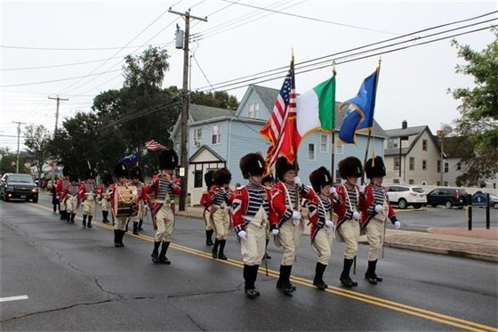Columbus Day Parade returns to city for first time since 2011