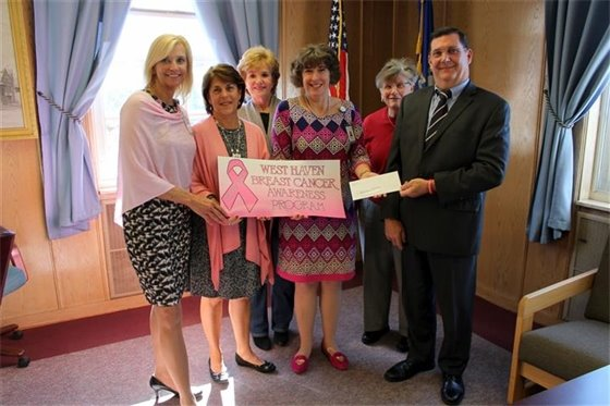 Committee gives $29K to YNHH for breast cancer programs