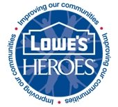 Lowe's receiving award for renovating West Haven playground