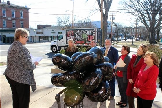 Black Balloon Day calls attention to opioid addiction