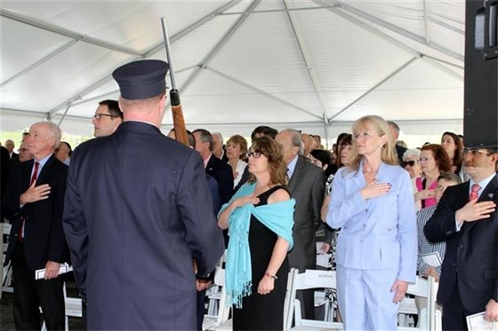 First Fisher House in Connecticut opens at VA Hospital
