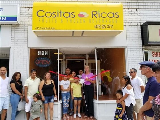Cositas Ricas brings Latin American flavor to city's downtown