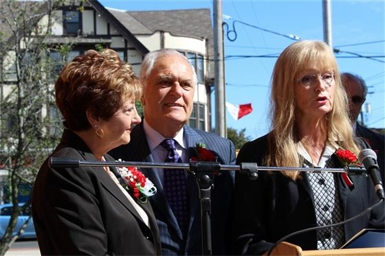 Mario and Francine Coppola feted as city's Italian Couple of the Year