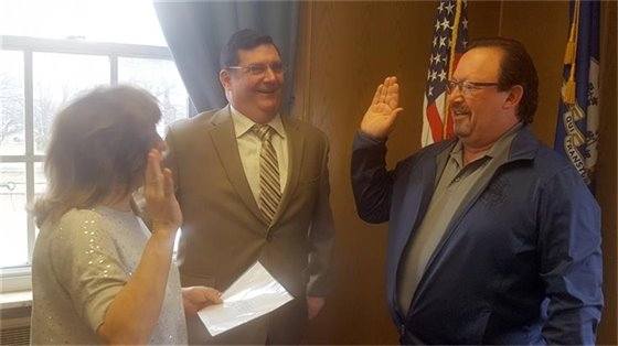 BonTempo sworn in as West Haven police commissioner