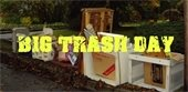 Bulk trash pickup week, e-waste drop-off day in June