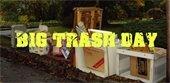 Bulk trash pickup week, e-waste drop-off day in March