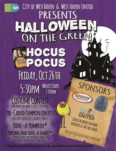 Halloween on the Green